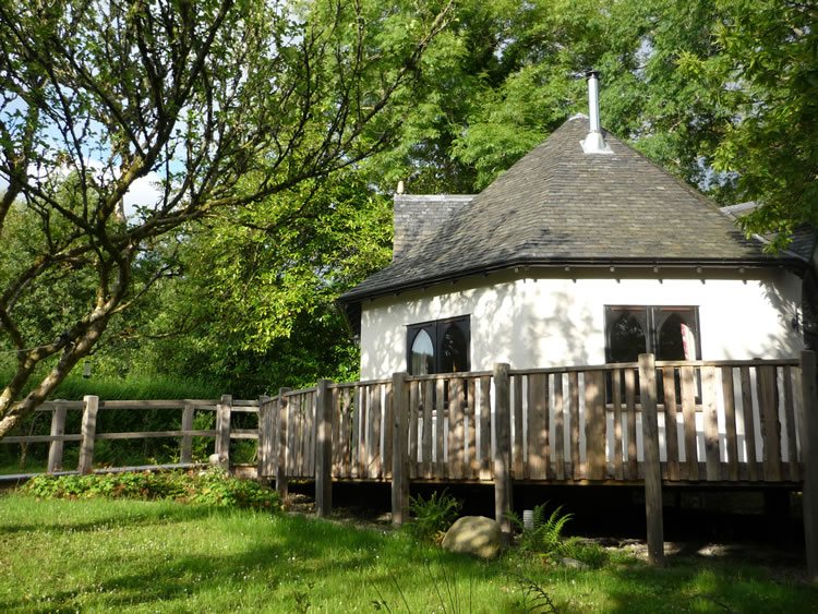 Treehouse In Scotland Part - 24: The Tree House