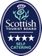 STB 4 star self catering award